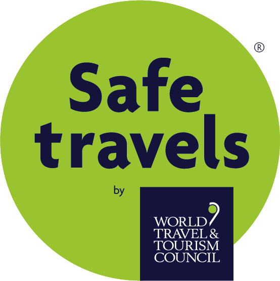 WTTC SafeTravels R Stamp