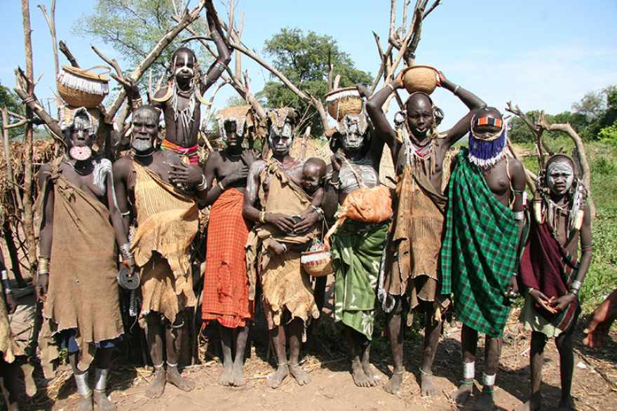 Tribal Culture in Ethiopia
